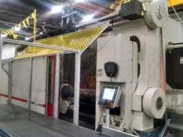 2300 ton Cincinnati, 362 oz Maxima G servo