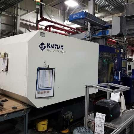 2014 410 ton Haitian 2-Color Injection Molding Machine