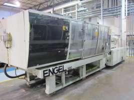 1996 500 ton Engel, 57.12 oz