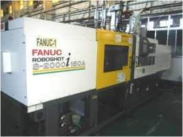 2003 150 ton Cincinnati Roboshot