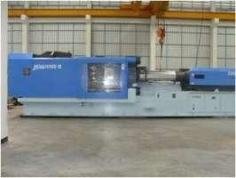 2002 650 ton JSW Electric, 73.84 oz