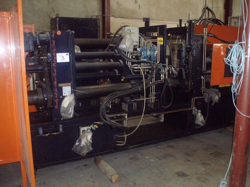 2005 250 ton Rutil Rubber Injection Molding Machine