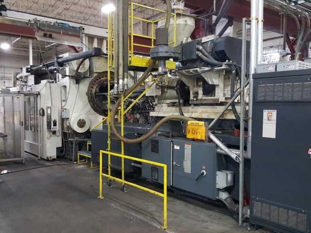 2007 2200 ton Cincinnati 362 oz ML2200-362