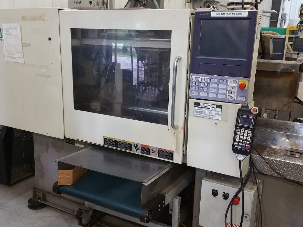 1 Used Injection Molding Machines - Machinery & Equipment