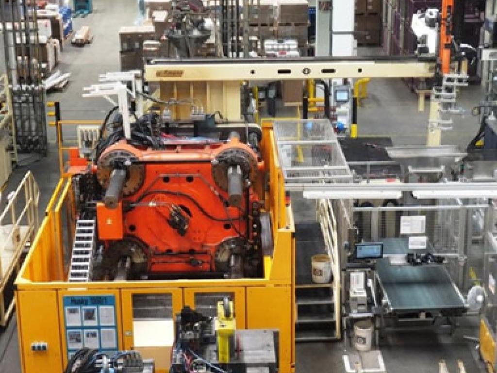 2006 1300 ton Husky Q1350 RS115/100