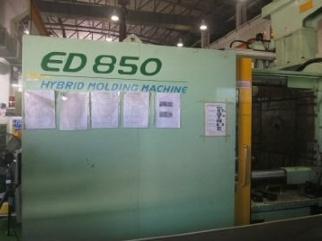 2007 850 ton Toshiba Hybrid Electric